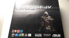 ASUS ROG Rampage IV Black Edition Gaming Intel x79 so.2011