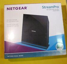 Netgear AC1200 867 Mbps 5-Port 10/100 Wireless AC Router (R6100)