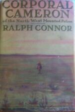 Ralph Connor, Corporal Cameron, first edition / later printing, jacket, in Hubin