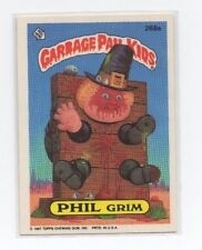 Phil Grim Garbage Pail Kids Card # 268 A   NEXT DAY SHIP AFTER PAYMENT