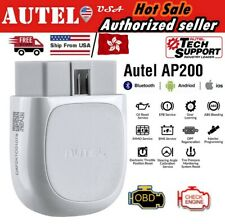 AUTEL AP200 BT ELM327 OBD2 Car Diagnostic Code Reader Coding PK PROS MINI MK808