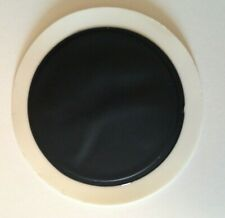 black SELF CLING parking permit TAX DISC HOLDER FITS any car