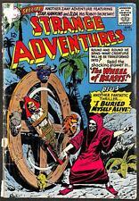 Strange Adventures #179 GD