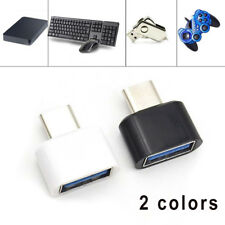 Type C USB-C 3.1 Male To USB Female OTG Data Adapter For cell phone smart 1pc