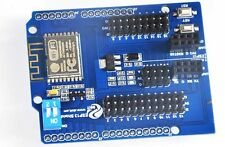 1PCS ESP8266 Web Sever Serial WiFi Shield Board Module With ESP-13 For Arduino U