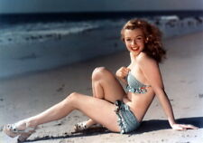 Sexy Photo 8.25x11.75 A4 Marilyn Monroe Swimsuit Portrait #054