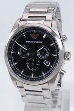 Emporio Armani Uhr Uhren Herrenuhr Chrono AR6050 Markenuhr Armbanduhr NEU