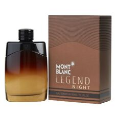 Mont Blanc Legend Night 3.3 / 3.4 oz EDP Cologne for Men New In Box