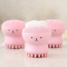 My Beauty Tool Jellyfish Silicon Brush - All in One Deep Pore Cleans(*3set)