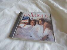EN VOGUE - BORN TO SING (ORIGINAL 1990 DEBUT 12-TRACK CD)