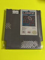 🔥100% WORKING NINTENDO NES Classic Game Cartridge 🔥SUPER FUN 🔥 LOOPZ 🔥