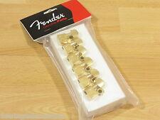 Fender Schaller American Standard Stratocaster Telecaster Gold Tuners Worldwide