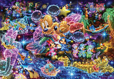 Jigsaw Puzzle Disney Stained Art 1000 piece Japanese Tenyo DS1000-771