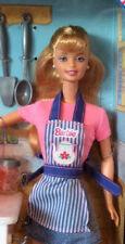 1998 Sweet Treats Barbie doll NRFB kitchen accessories