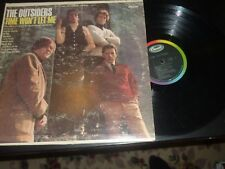 The Outsiders Time Won't Let Me Captiol Records Vinyl LP Album T-2501
