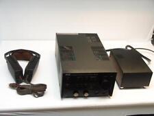 STAX SR Signature Kopfhörer + STAX SRA-14S EAR SPEAKER AMPLIFIER + STAX EMC-1