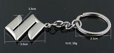 high quality Suzuki  luxury key chain Style Car Keychain Part Collect KeyRing