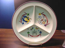 "VILLEROY & BOCH ""LE CIRQUE""  DIVIDED  HORS D'OEUVRE  DISH $110 VALUE"