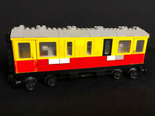 Lego 7815 Eisenbahn 12V Schlafwaggon Passenger Carriage Sleeper System → Trains