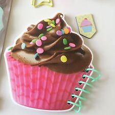 Cupcake Notebook, Note Pad