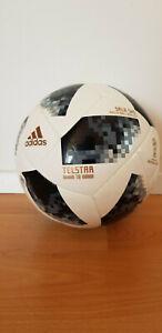 Adidas Telstar 18 Sala SKS MATCHBALL FUTSAL WM Russia 2018 WIE NEU