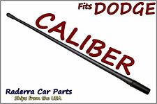 "FITS: 2007-2012 Dodge Caliber - 13"" SHORT Custom Flexible Rubber Antenna Mast"