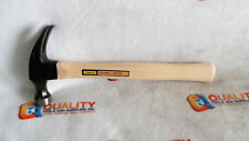 New Stanley Hand Tools 51-716 16 Oz Smooth Face Rip Claw Nail Hammer Wood Handle