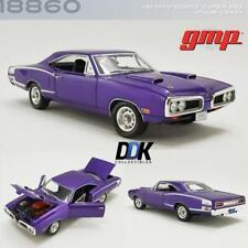 GMP18860 1970 Dodge Super Bee - Plum Crazy Diecast Model Car 1:18