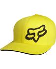 Cappellino FOX Modello Signature 2017 FlexFit Hat GIALLO TG L/XLL