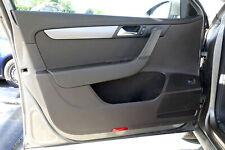 VW Passat 3C B7 Limousine 4x Türverkleidung Verkleidung Tür vorne + hinten braun