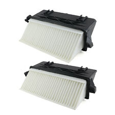 Pair AIR FILTERS FOR Mercedes S350 ML350 GL350 V6 3.0L 6420941804 / 6420941904