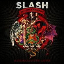 SLASH  FEAT MYLES KENNEDY  & THE COLLABORATORS  APOCALYPTIC LOVE  CD NEUF