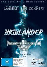 Highlander (DVD, 2007, 2-Disc Set)