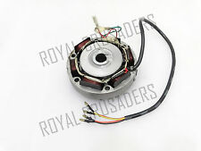 ROYAL ENFIELD Electra Thunderbird 6 Wire 12 V ALTERNATEUR & Rotor #RE73