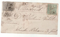 1874 Spain Madrd Cover front