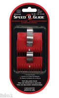 """Speed-O-Guide Clipper Blade Guide 3-PK SIZE 000 - 1/32"""" Fits ANDIS OSTER WAHL"""