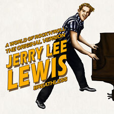 CD Jerry Lee Lewis - Breathless