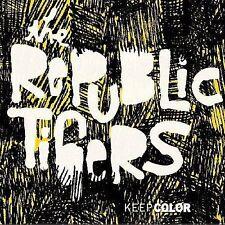 The Republic Tigers : Keep Color CD
