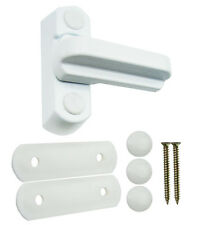 10 x Sash Blocker Jammer-BIANCO-UPVC Door / Window RIDUTTORE LOCK