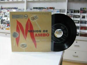 "NORO MORALES 7"" EP SPANISH PIEL CANELA + 3. 1957 SESION DE MAMBO"