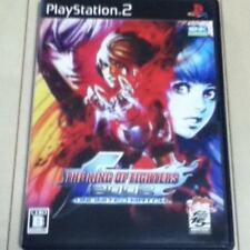 SNK play more THE KING OF FIGHTERS 2002 UNLIMITED MATCH for PS2 USED