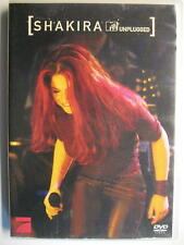 """SHAKIRA """"MTV UNPLUGGED"""" - DVD"""
