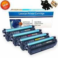 Compatible CF360X -3X Color Toner for HP 508X Laserjet M552dn M553dn MFP M577dn