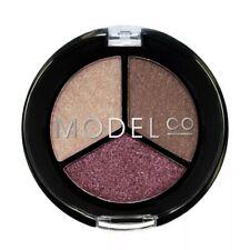 Model Co Metallic Eyeshadow Trio - New In Box -  MYKONOS - Modelco Eye Shadow