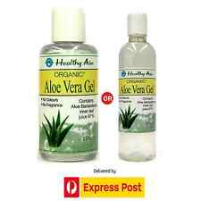 Australian ALOE VERA GEL ~ Organic Premium Grade ~ For Dry Skin / Burns