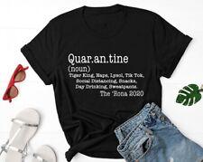 Quarantine Definition Shirt, Funny Quarantine Shrit, Funny Birthday Gift