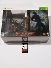 Mortal Kombat: Kollector's Edition (Xbox 360, 2011) New Sealed *RARE*