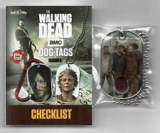 AMC's THE WALKING DEAD Season 5 Authentic HIGHWAY WALKER Costume Worn Dog Tag