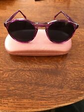 4d0cb94187b Vintage Sunglasses Mainstreet 150 Pink 55-24-145. Col. Purple 1980s Round