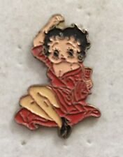 Sexy BETTY BOOP ~ VINTAGE ~ Pin ENAMEL Badge PINS